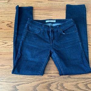 J Brand straight leg Jean